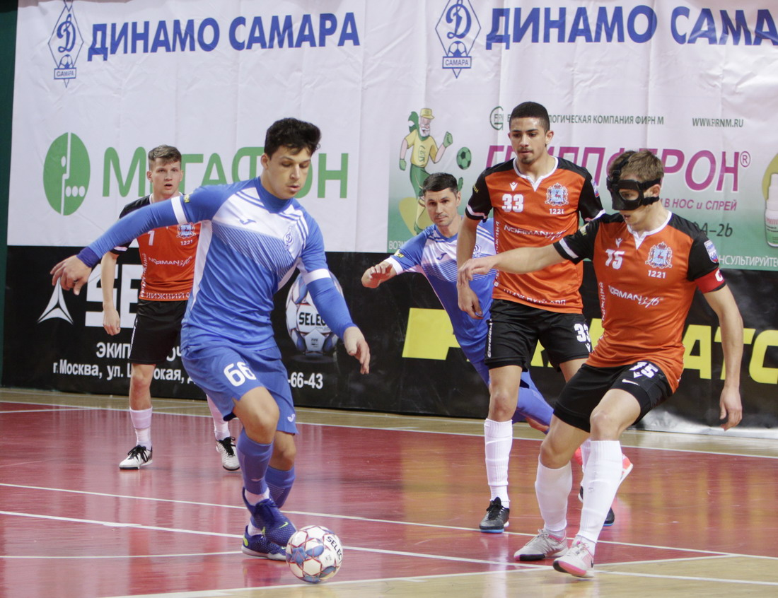 Футболисты «Торпедо» привезли 4 очка из Самары
