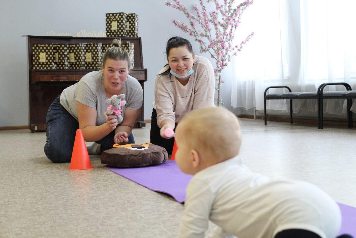 Клуб молодых семей Володарского района стал победителем всероссийского волонтерского конкурса