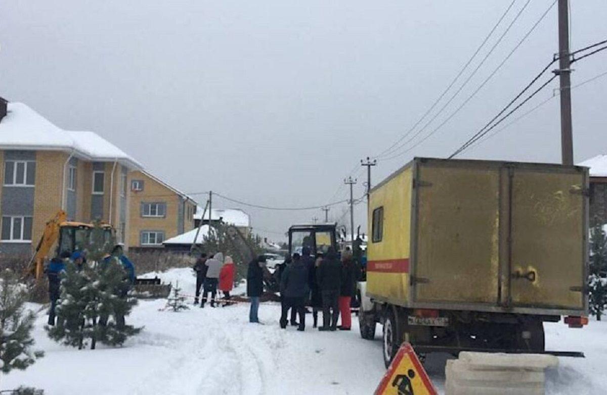 Хоть газ выколи: из-за коммунальных споров жители Бора остались без тепла
