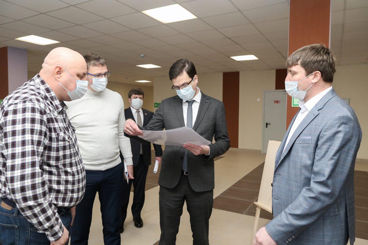 Около 700 учеников смогут присоединиться к программе «школы полного дня» на базе новой школы в ЖК «Гагаринские высоты»
