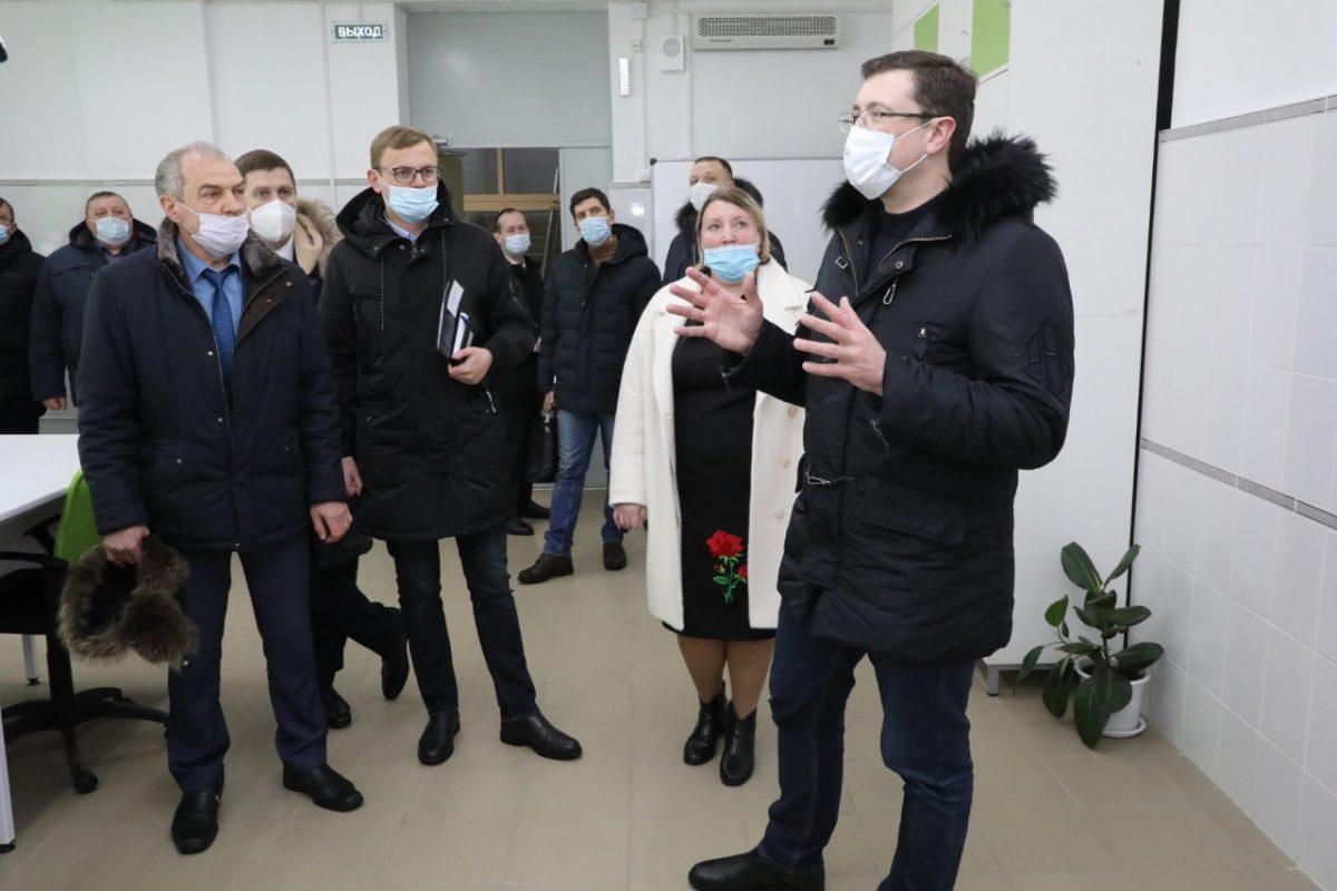 В Бутурлинской школе создали научно-образовательную лабораторию «Агрокуб»