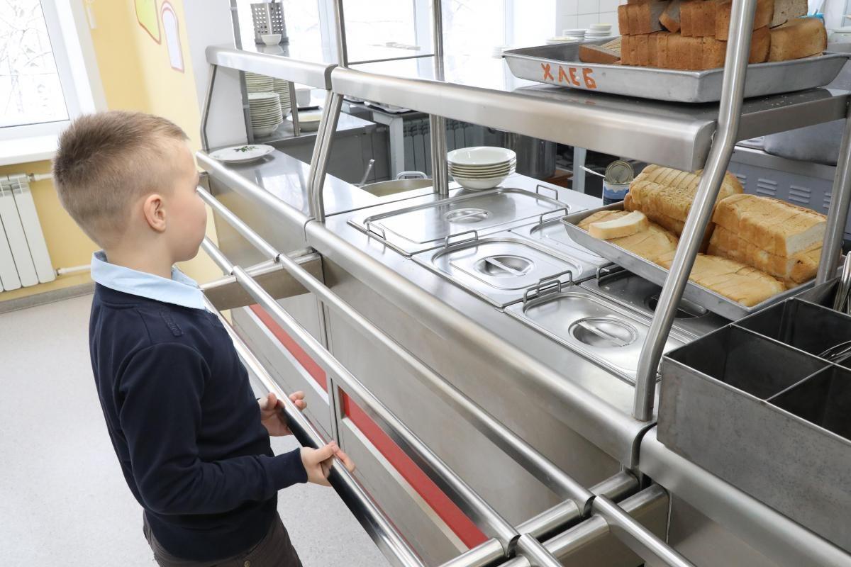 450 млн рублей направят на организацию горячего питания в школах за счет дополнительных средств в бюджете Нижнего Новгорода