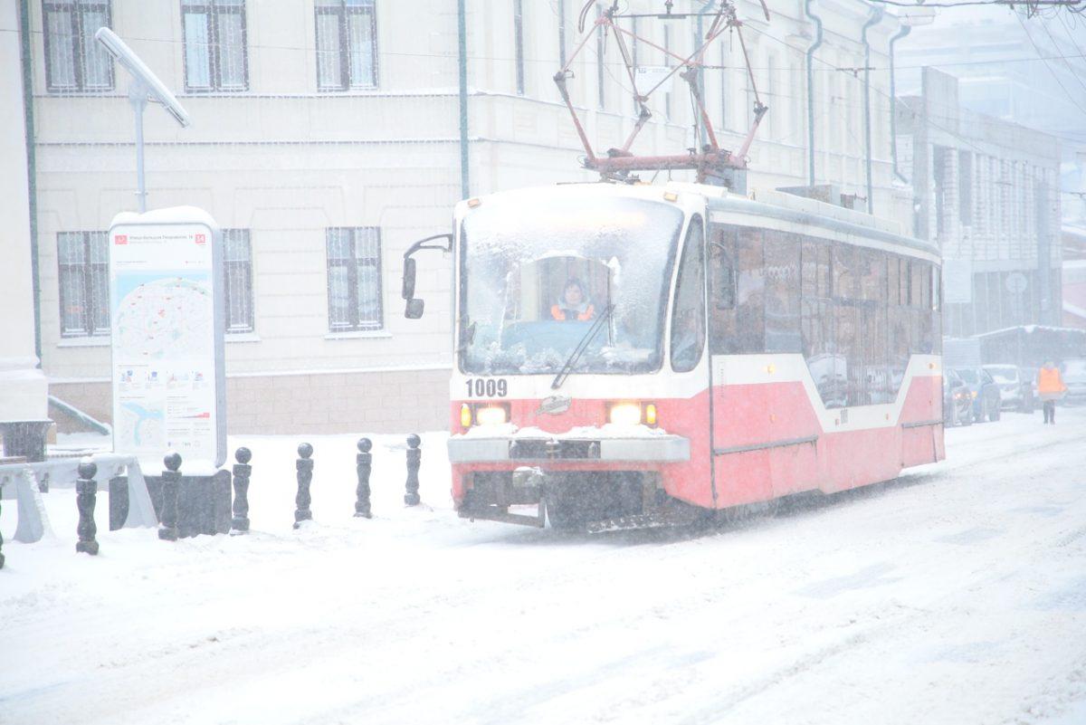 Сильная метель обрушится на Нижегородскую область