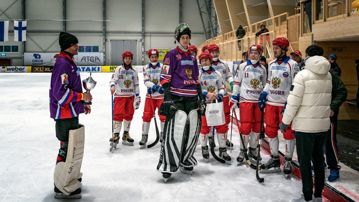 Нижегородец Юрий Иванчиков вызван в сборную России по хоккею с мячом