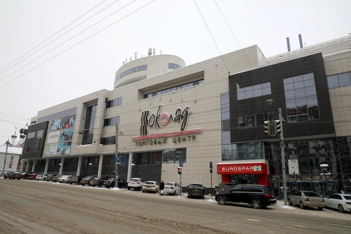 Старейший торговый центр в Нижнем Новгороде никак не могут продать
