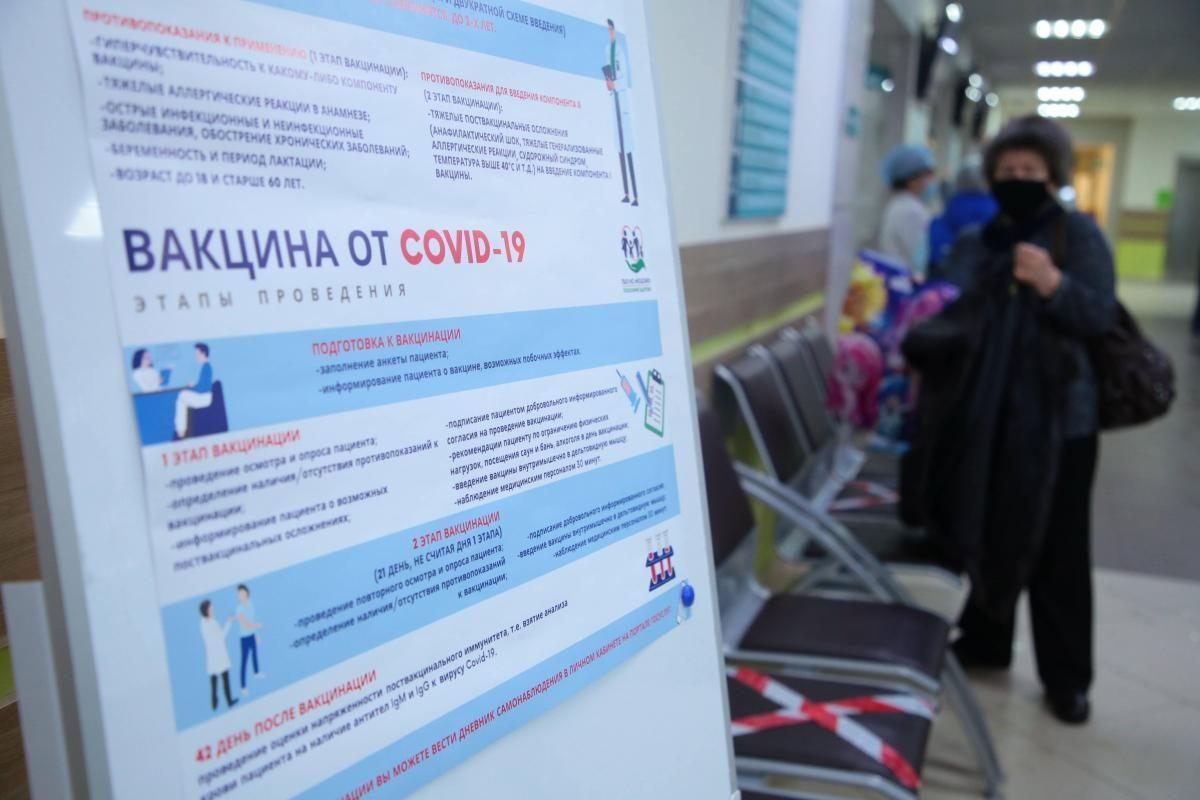 Давид Мелик-Гусейнов: В Нижегородской области более 57% привитых — это люди старшего возраста