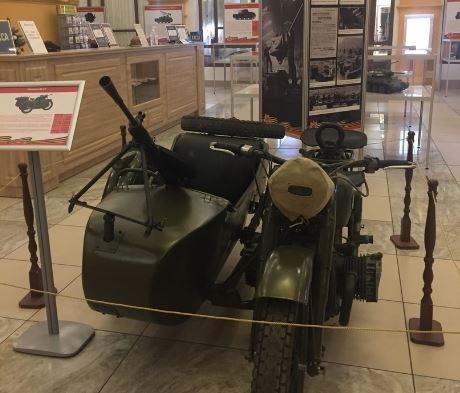Выставка военной техники проходит в Нижнем Новгороде
