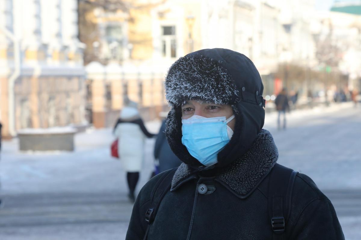 Давид Мелик-Гусейнов рассказал, как избежать переохлаждения в сильные морозы