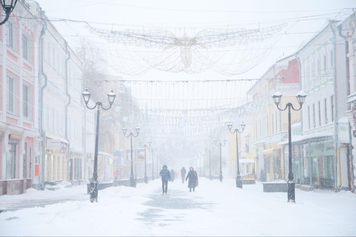 В Нижнем Новгороде ввели режим повышенной готовности