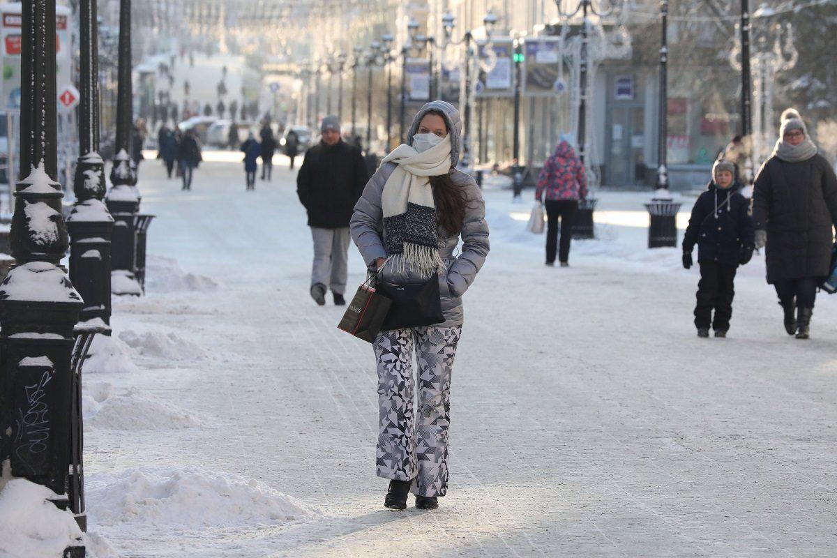 Нижегородские коммунальщики перешли на усиленный режим работы: как регион переживает холода