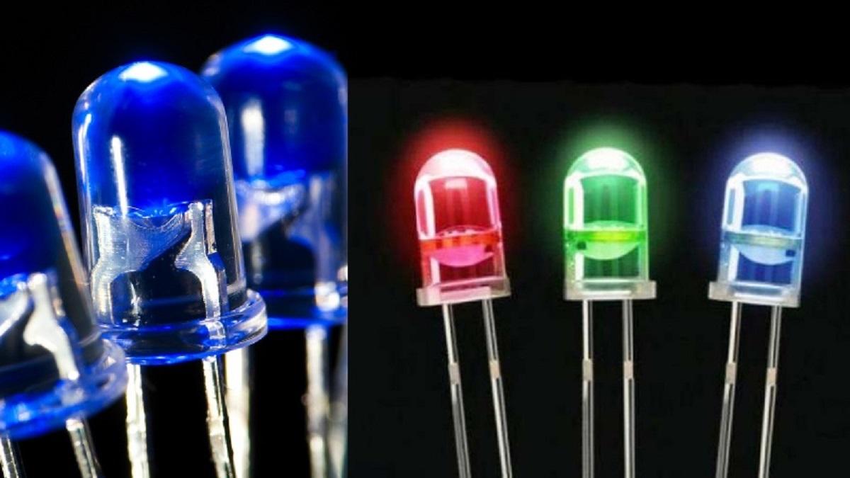 Изобретение синего светодиода в японии