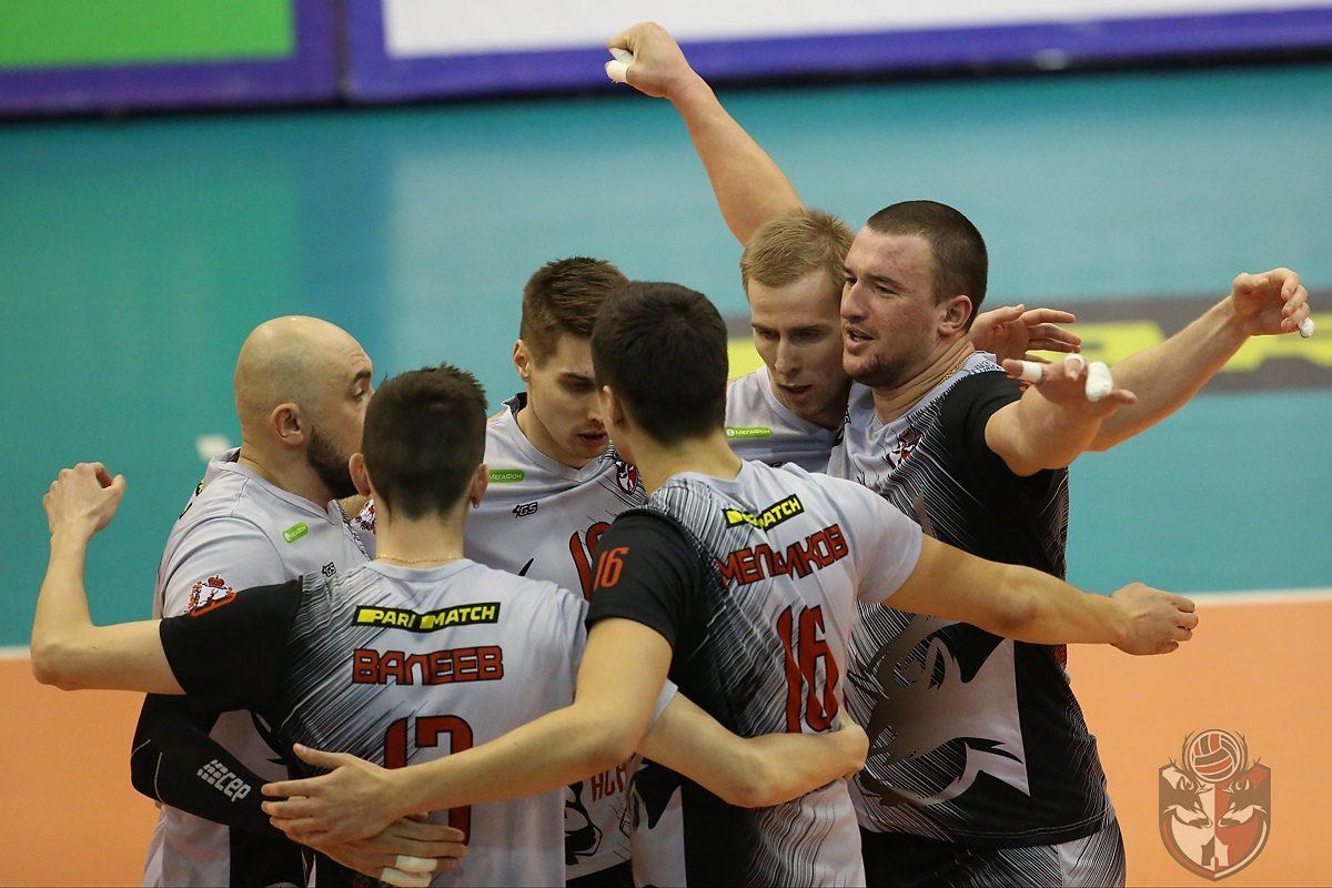 Нижегородский клуб «АСК» вышел в плей-офф волейбольного чемпионата России