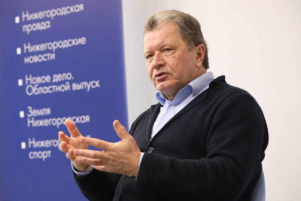 Технологии доверия: заведующий сектором инновационных программ ИПФ РАН рассказал о поддержке молодых учёных