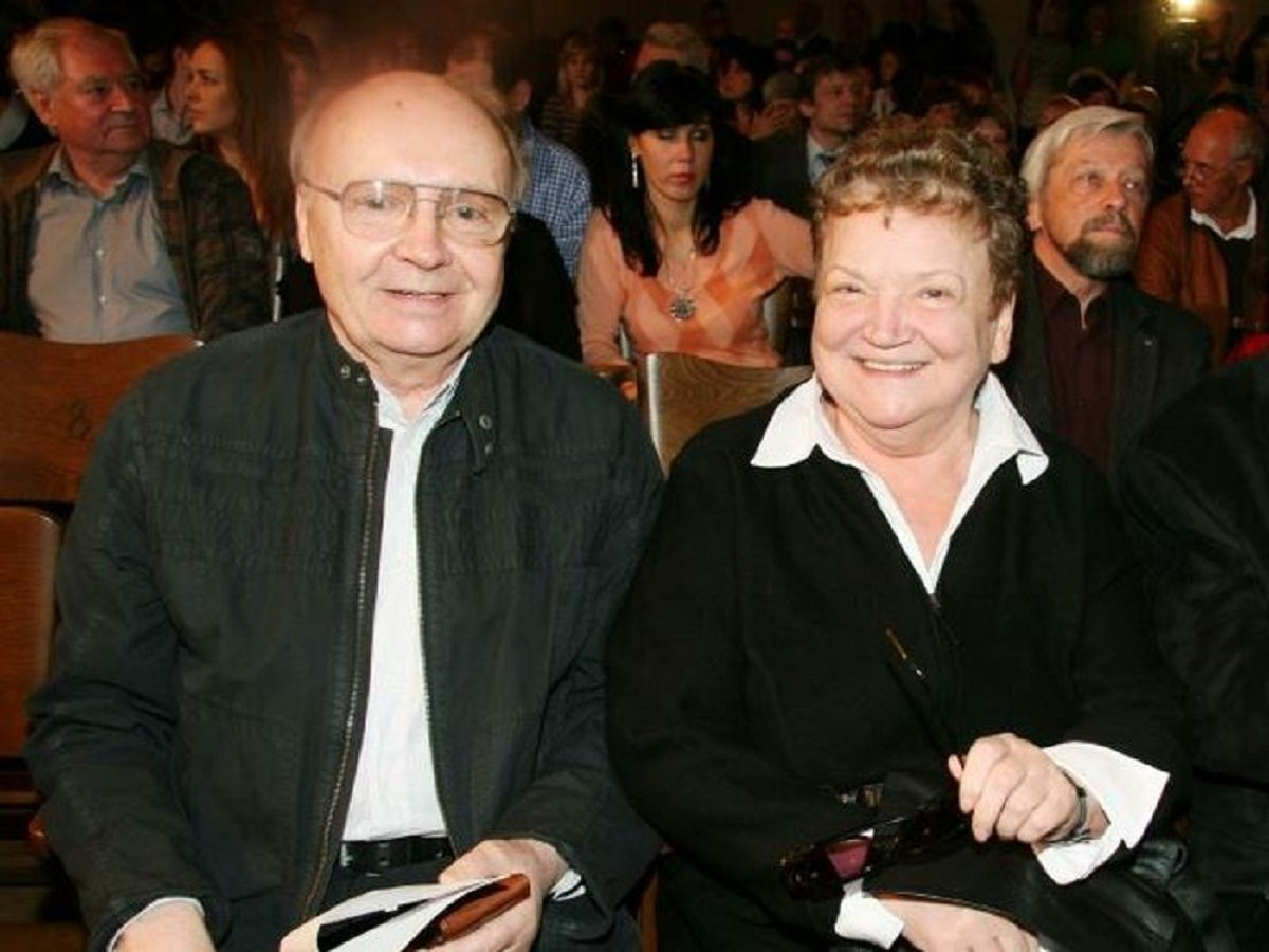 Служебный роман: Андрей Мягков почти 60 лет любил свою коллегу