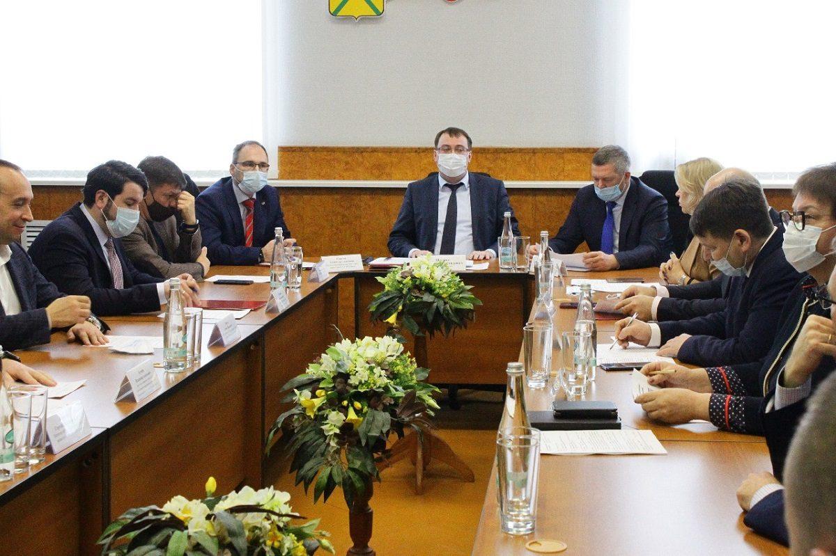 Координационный совет поразвитию предпринимательства вАрзамасе начал работу вновом формате