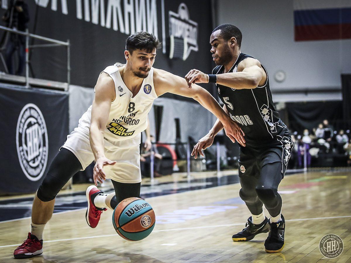 Матч БК «Нижний Новгород» переносится из-за коронавируса в команде соперников