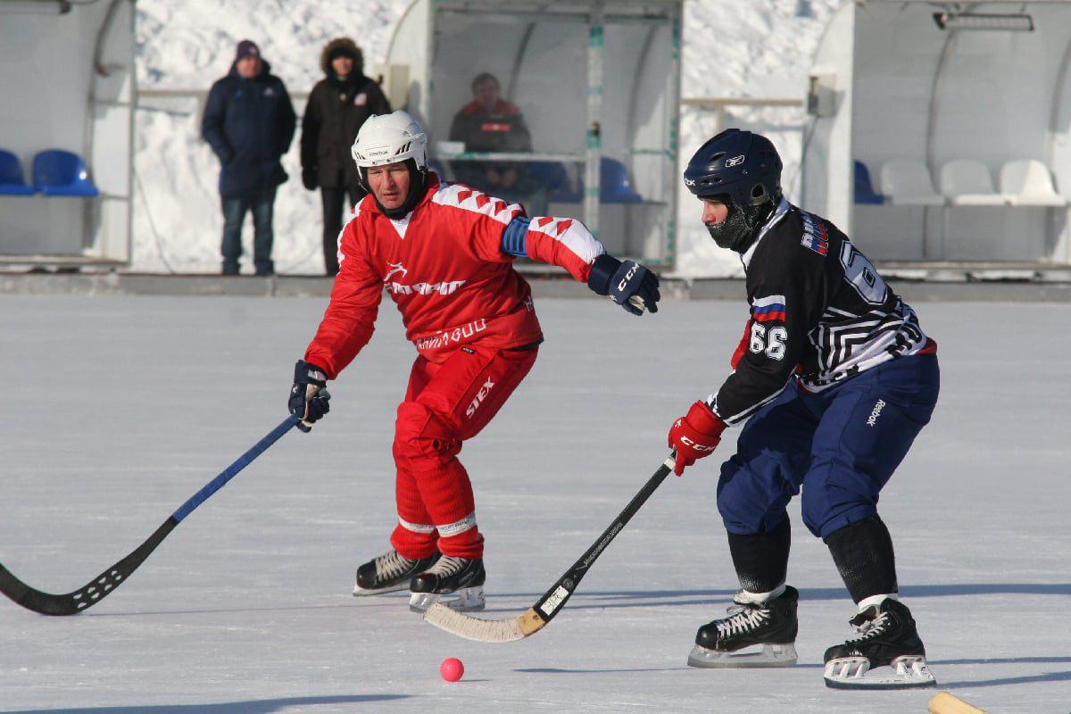 Ветераны нижегородского «Старта» выиграли Кубок России по хоккею с мячом