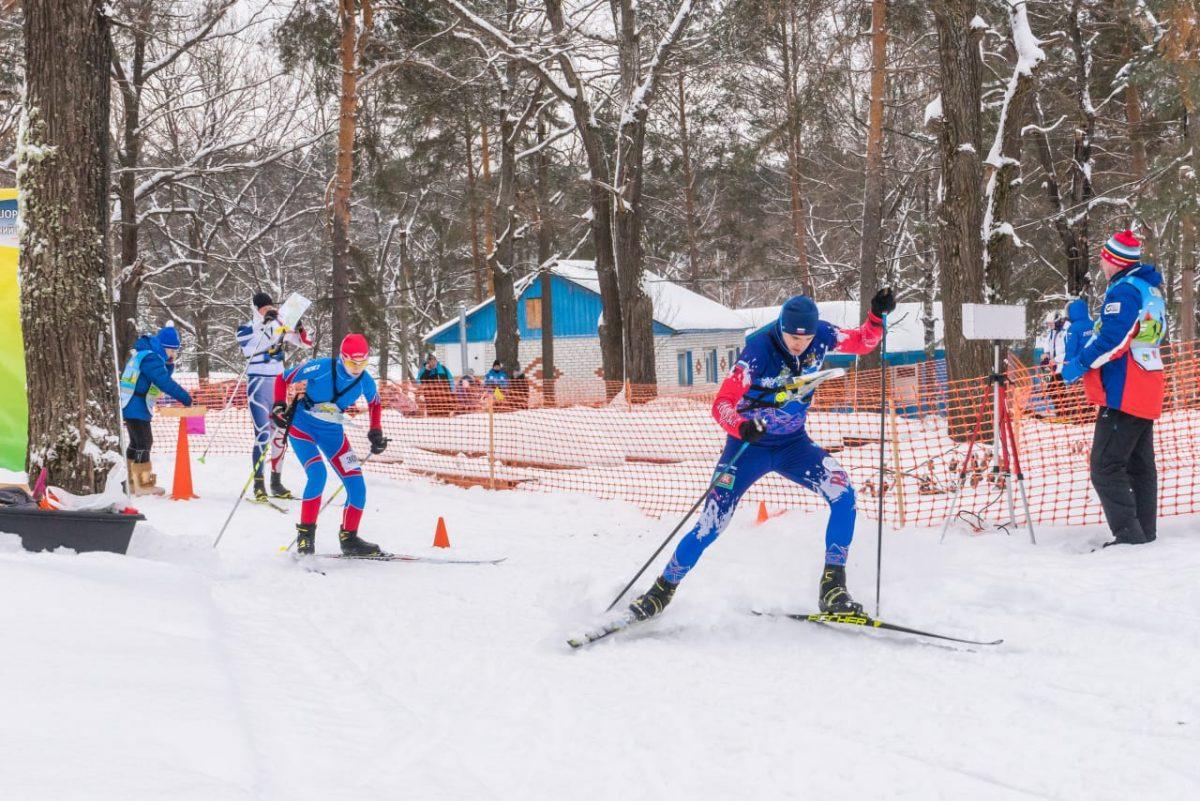 Чемпионат ипервенство России поспортивному ориентированию налыжах прошли вНижегородской области с11 по14февраля