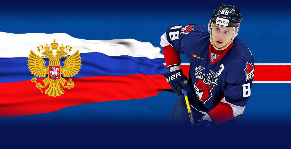 Нижегородский хоккеист стал капитаном сборной России