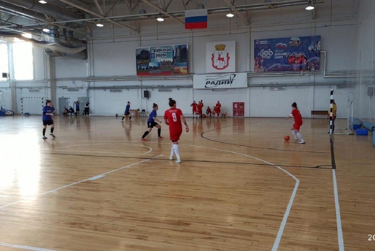 Два городских чемпионата прошли в ФОКе «Приокский» в День всех влюблённых