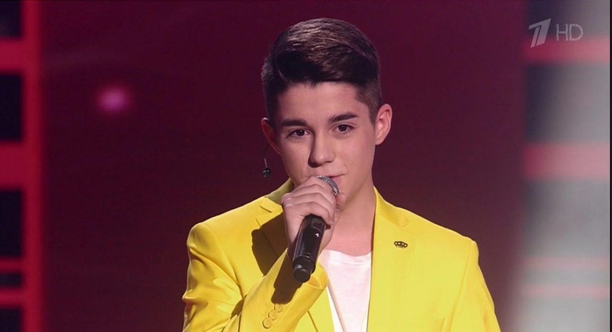 13-летний Федор Шпагин из Арзамаса спел в шоу «Голос.Дети» на Первом канале
