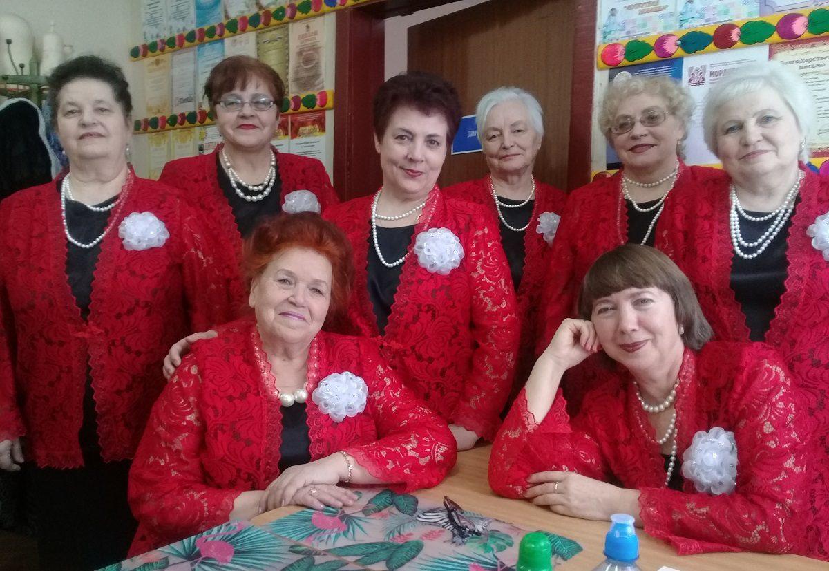 Ветераны педагогического труда рабочего посёлка Вознесенское организовали вокальный ансамбль «Вдохновение»