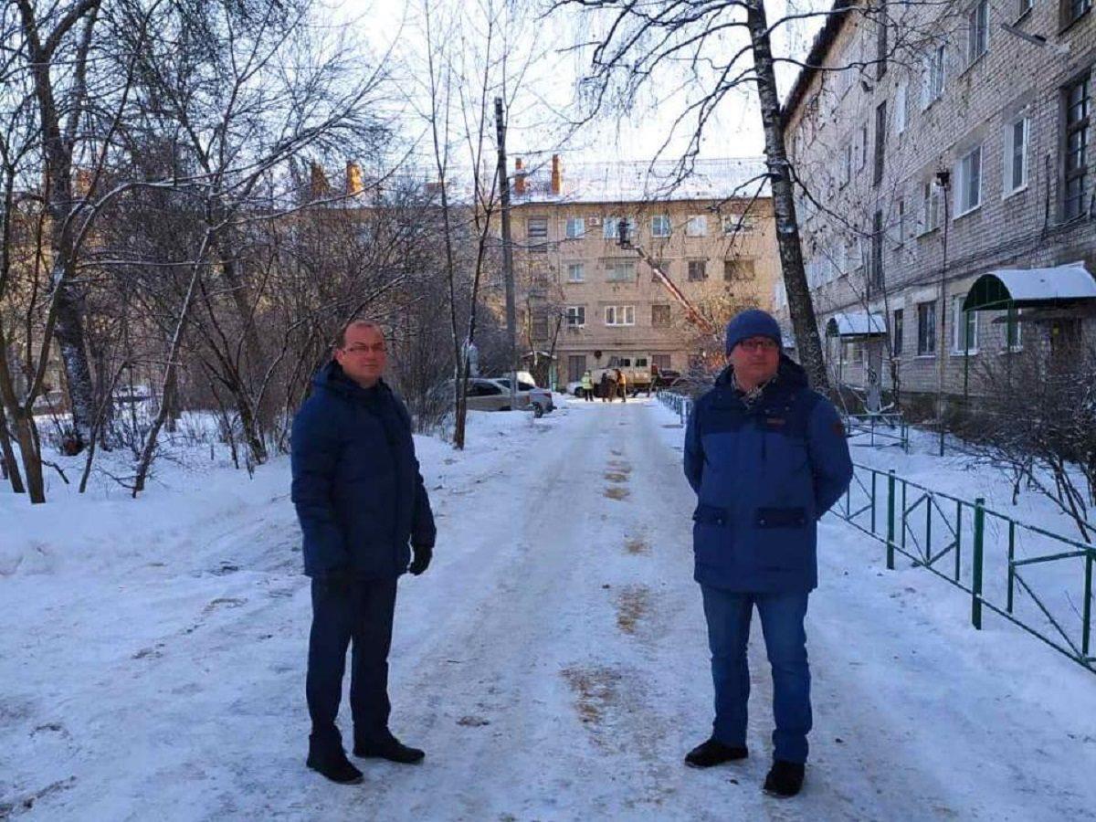 Более 40 нарушений вработе коммунальных служб Дзержинска выявили сотрудники ГЖИ сначала года