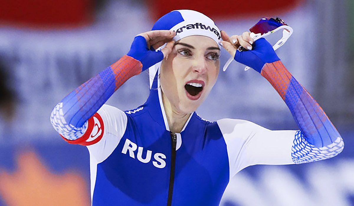 Нижегородские конькобежки выиграли ещё две медали чемпионата мира