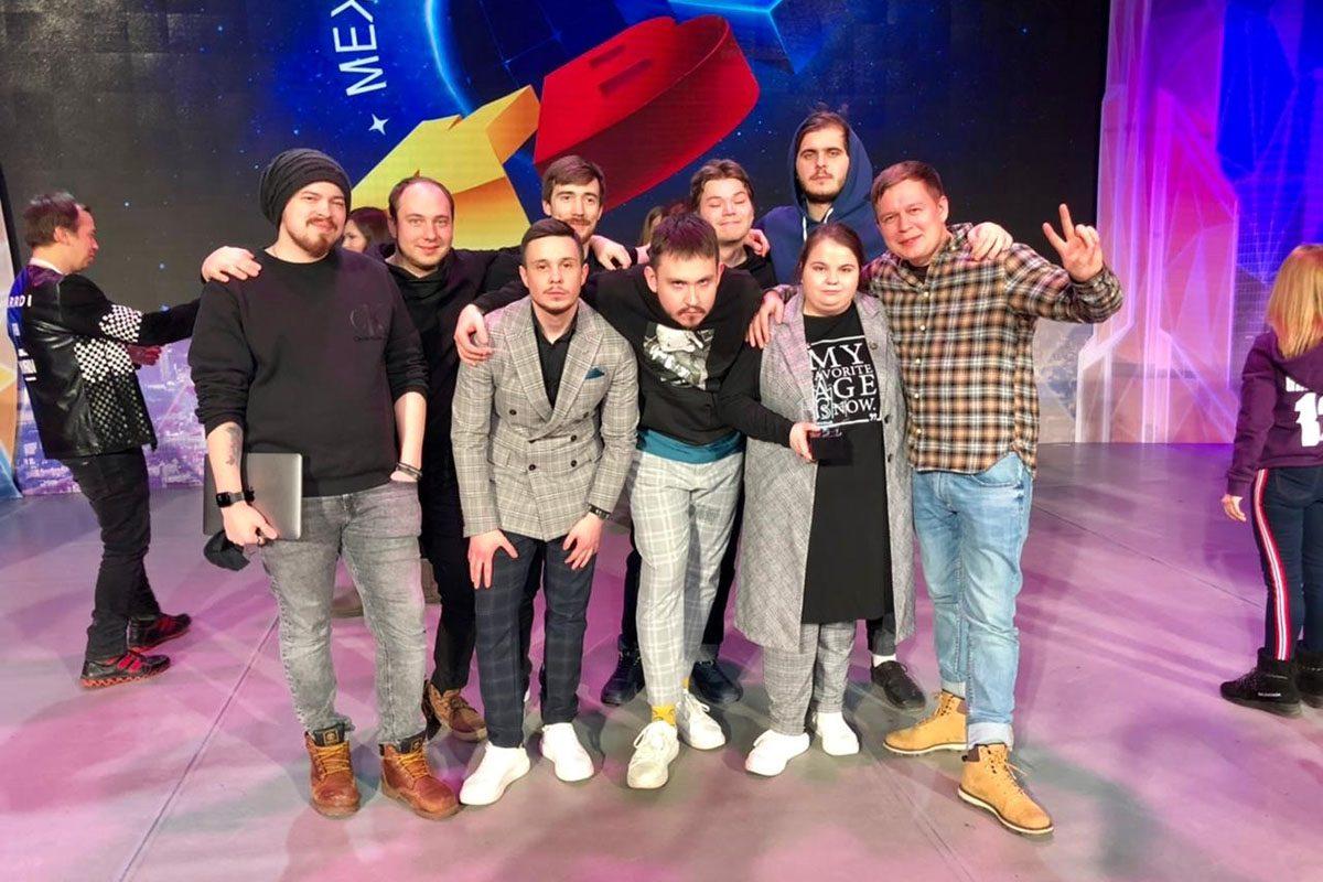 Нижегородские КВНщики выиграли малый кубок Москвы за «800 квадратных метров»