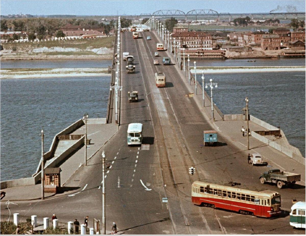 Канавинский мост (советское время)