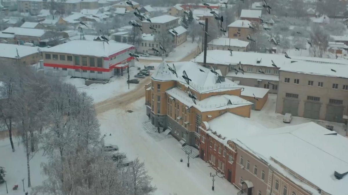 Видео дня: Туристам показали колорит Княгининского района
