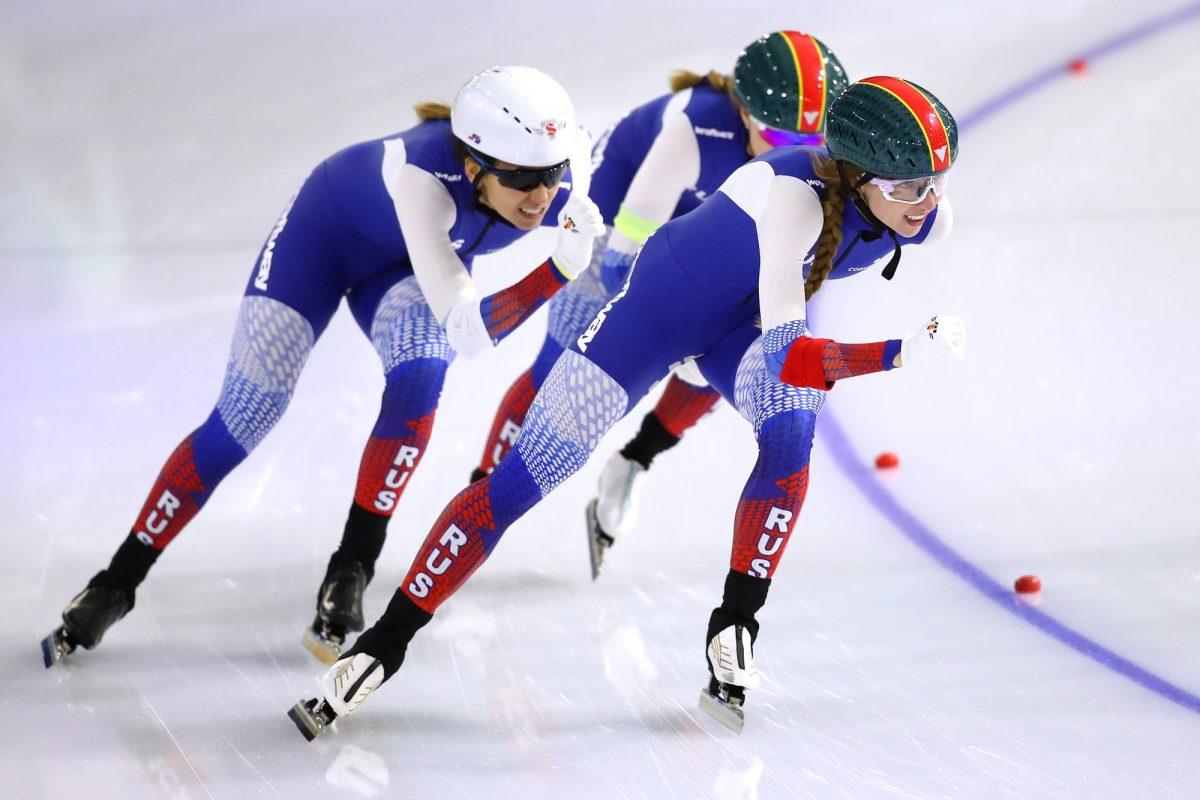 Нижегородские спортсмены завоевали пять медалей на втором этапе Кубка мира по конькобежному спорту