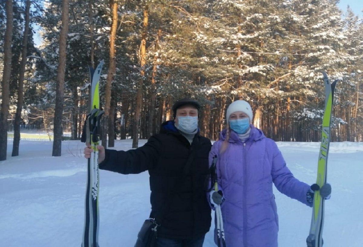 Влюблённым нижегородцам бесплатно давали вторую пару лыж в прокате на лыжной базе «Сормович»