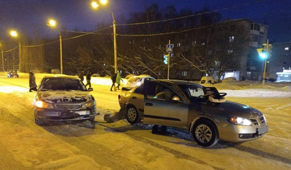 В Нижнем Новгороде ищут водителя, который скрылся с места ДТП
