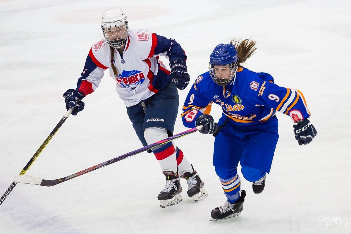 ЖХК «СКИФ» обеспечил себе участие в плей-офф Женской хоккейной лиги