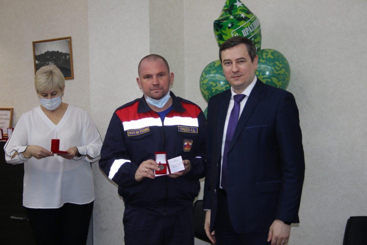 27 нижегородским медикам вручены профессиональные награды заособые заслуги вборьбе скоронавирусной инфекцией