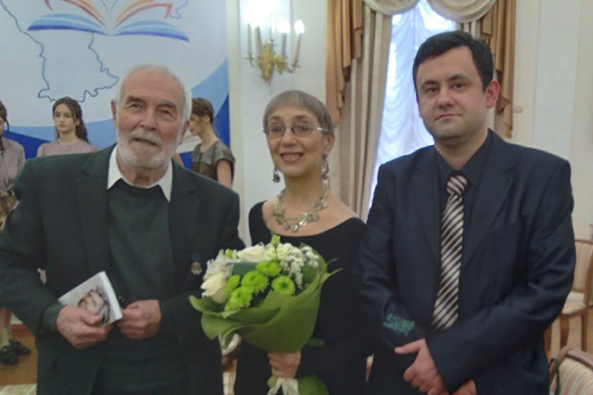 Нижегородская поэтесса стала лауреатом всероссийской литературной премии
