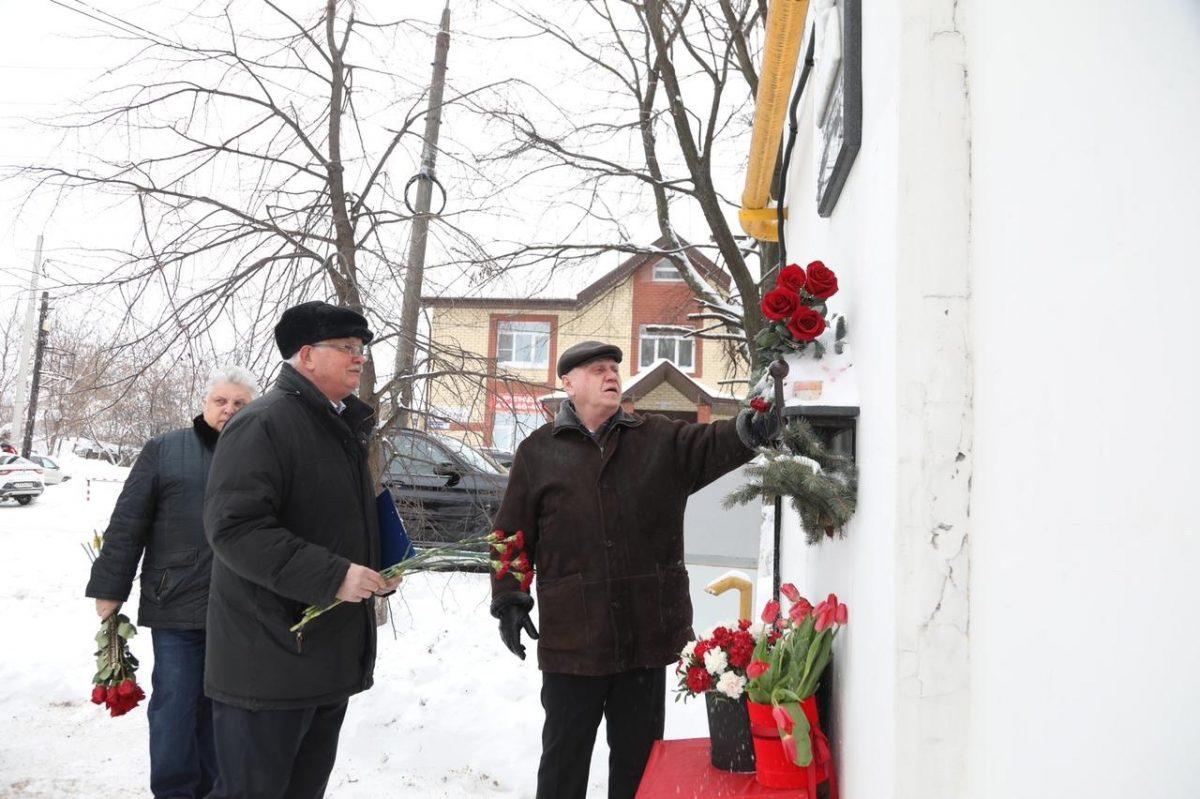 Акция памяти Бориса Немцова прошла в Нижнем Новгороде