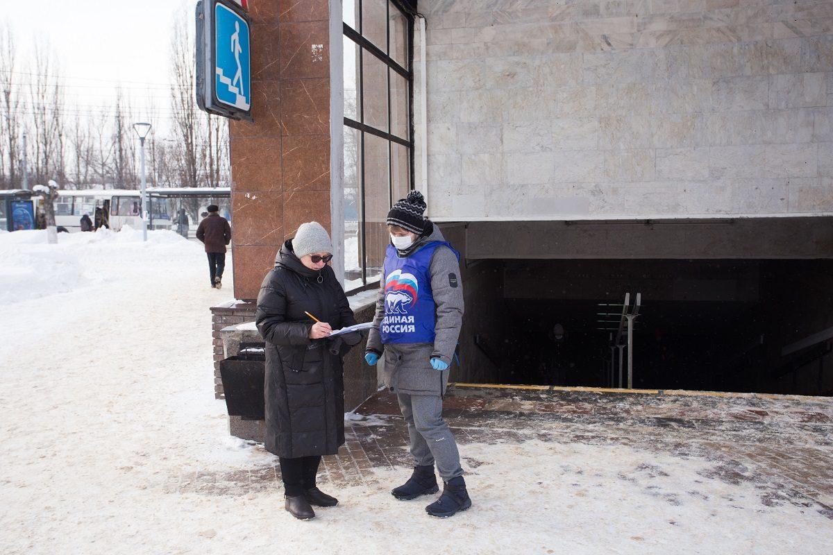 «Школа грамотного потребителя» проводит мониторинг уборки снега в Нижегородской области