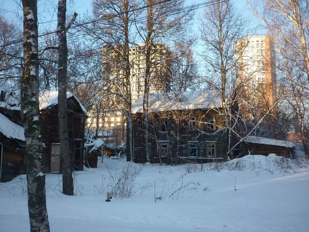 Эксперты дали рекомендации поповоду дальнейшей судьбы 25 расселенных домов вНижнем Новгороде