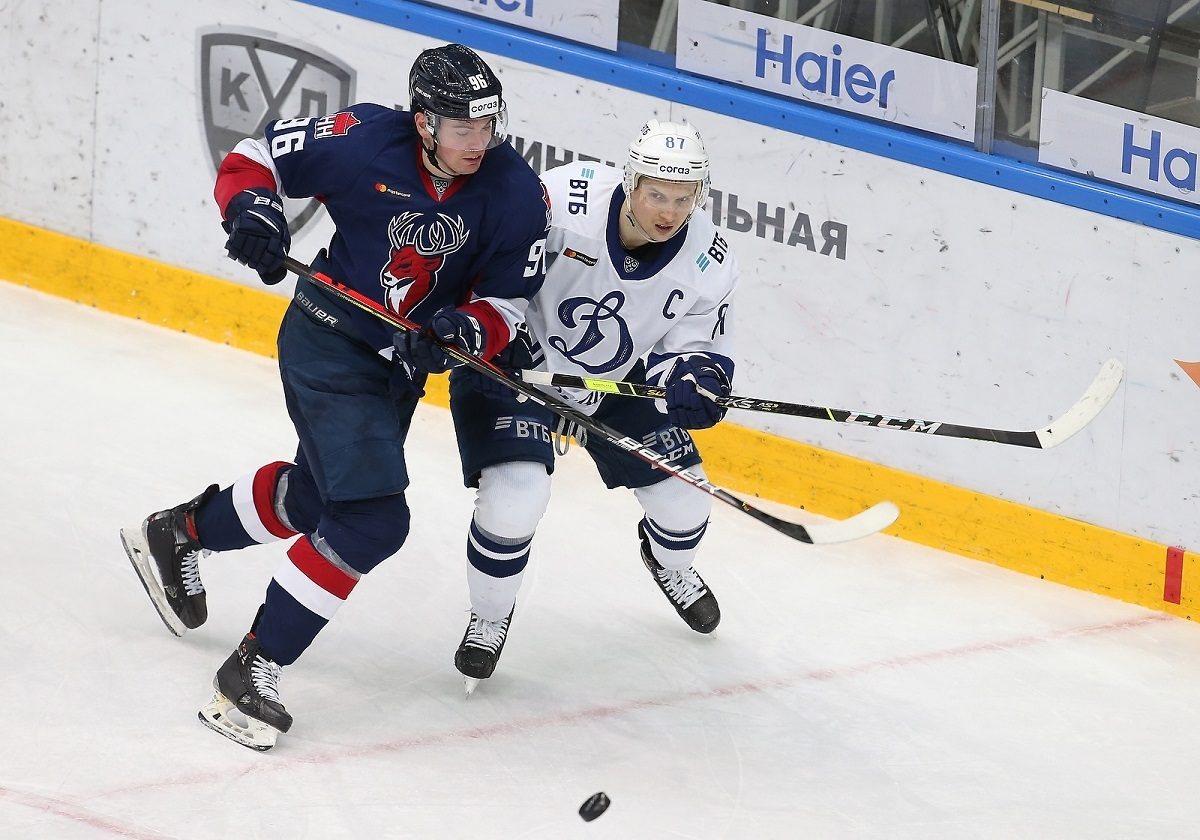 Нижегородское «Торпедо» одержало третью победу подряд