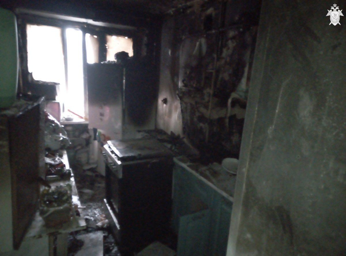Замена газового вентиля едва не стоила жизни жильцам дома в Шахунье