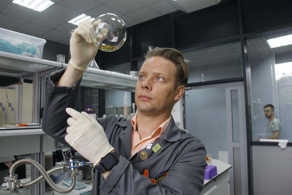 Нижегородский ученый стал лауреатом премии «Профессор года»