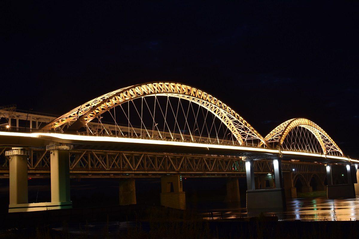 Навели мосты: чем известны крупнейшие переправы Нижнего Новгорода