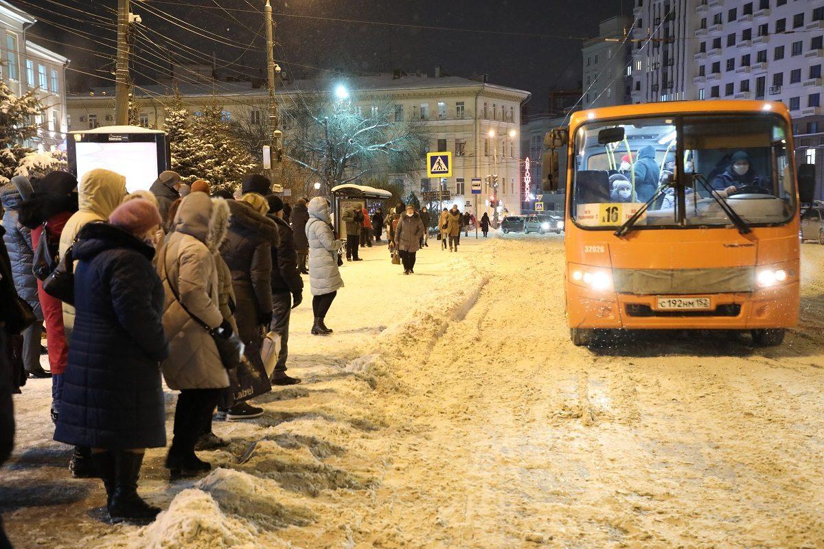 Каждый десятый нижегородец готов пересесть с личного автомобиля на общественный транспорт после введения платной парковки