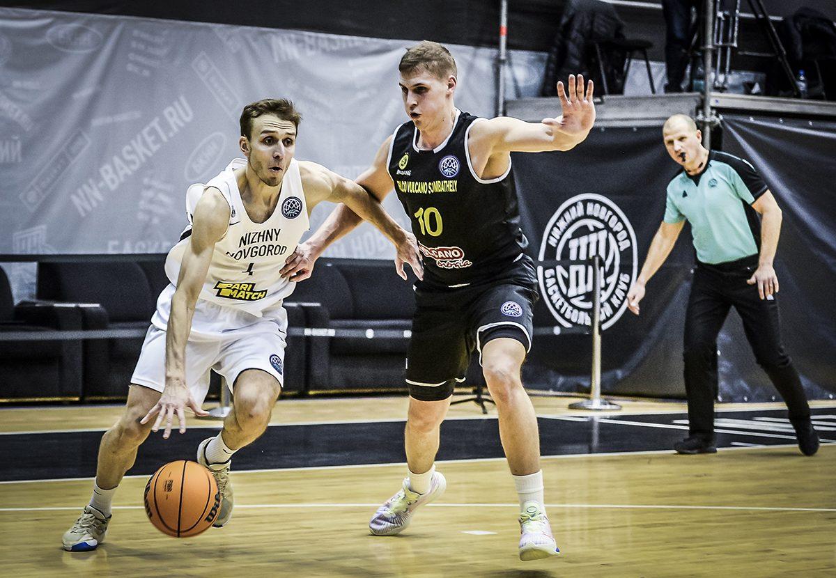 БК «Нижний Новгород» узнал своих соперников по Лиге чемпионов ФИБА