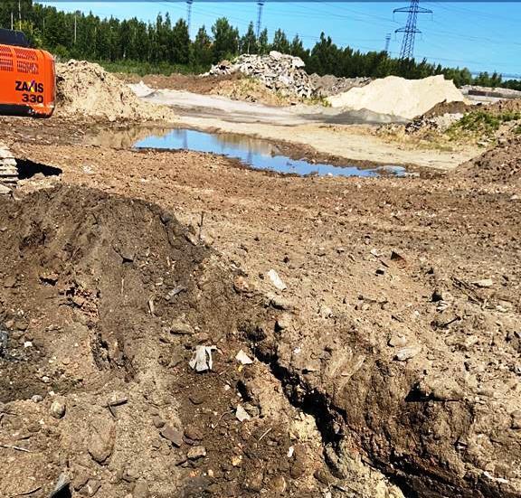 Компанию оштрафовали за скопление 1800 тонн нефтяных отходов в районе Шуваловского канала