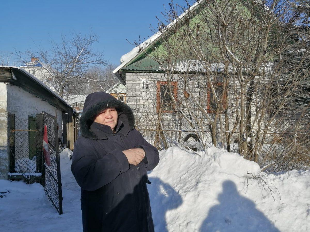 Семье ветерана выделили средства на ремонт «родового гнезда» в Балахне
