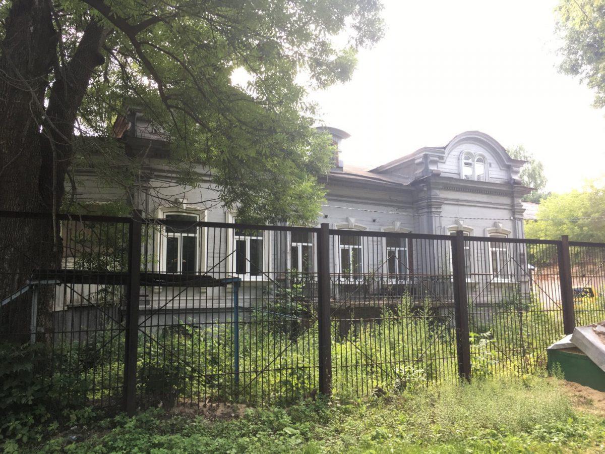 Стартовал прием заявок на реставрацию дома Рукавишникова в Нижнем Новгороде