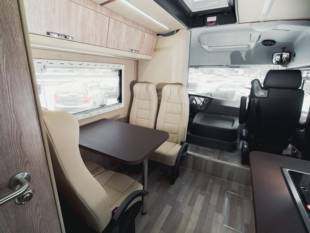 Автобусы превращаются в дома по заказу нижегородцев в Павлове